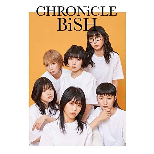 CHRONiCLE BiSH 表紙画像