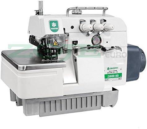 Top de Oferta: zoje de la Industria – Máquina de coser overlock ...