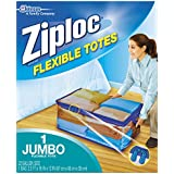 Ziploc Flexible Totes, XXL Qty: 1