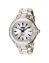 Invicta Men's Signature 7033 Silver Stainless-Steel Automatic Watch
