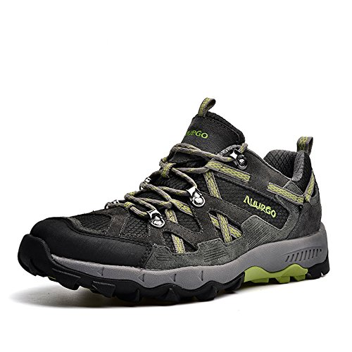 AUUPGO Men's AU-TEX Waterproof Multi-Functional Hiking Shoes Outdoor Trekking - Au Men