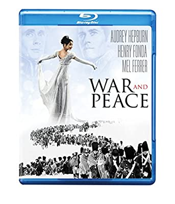 War & Peace (1956) (BD) [Blu-ray]