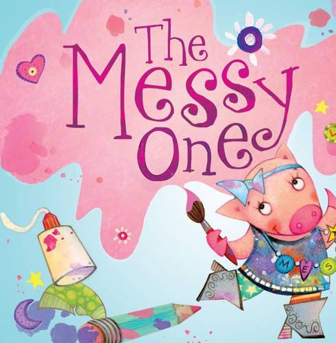 Read Online Messy One (Little Boost) pdf