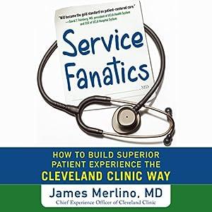Service Fanatics Audiobook