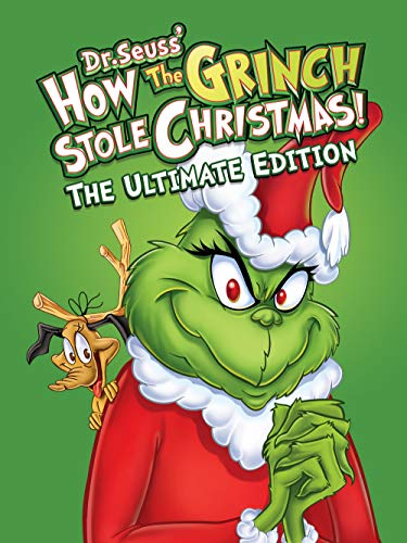 How the Grinch Stole Christmas: The Ultimate Edition for $<!--$3.99-->