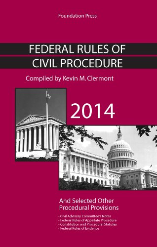 Federal Rules of Civil Procedure (Selected Statutes)