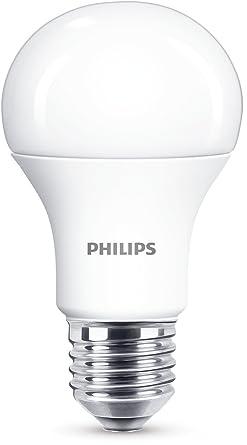 Philips Bombilla LED estándar E27, luz blanca cálida 100 W, 1521 lm