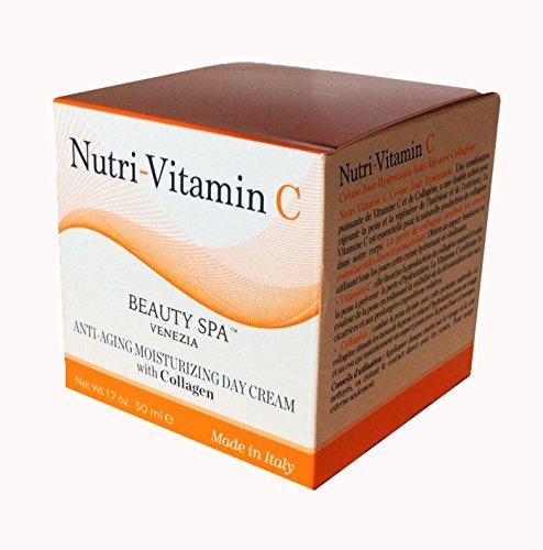 Nutri-Vitamin C Anti Aging Moisturizing Day Cream with ()