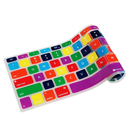 Fintie Keyboard Silicone Macbook Wireless