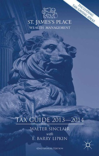 Download St. James's Place Tax Guide 2013-2014 Pdf