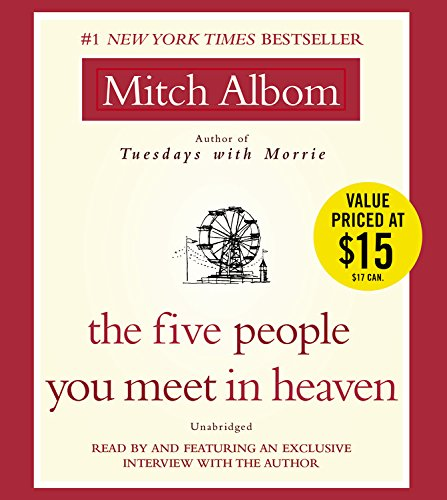 the 5 people you meet in heaven rising action