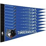 Minnesota Timberwolves Mini Pennant Set: 8-Pack