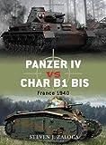 Panzer IV vs Char B1 Bis, Steven J. Zaloga, 1849083789