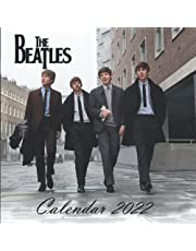 The Beatles Calendar 2022: The Beatles Official 2022 Calendar with Notes Section, 8.5 x 8.5 Monthly Colorful Square Calendar The Beatles 2022