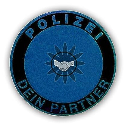 Aufkleber Gewerkschaft Der Polizei Gdp Polizeiaufkleber