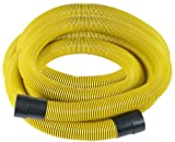 Universal Crush-Proof Wet Dry Vacuum Hose, 25 Foot For Sale