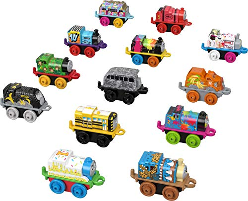 - Fisher-Price Thomas & Friends MINIS, Party Favor Surprise Cargo