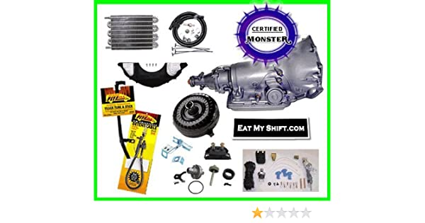 Amazon com: 700R4 SS Transmission Master Conversion Package