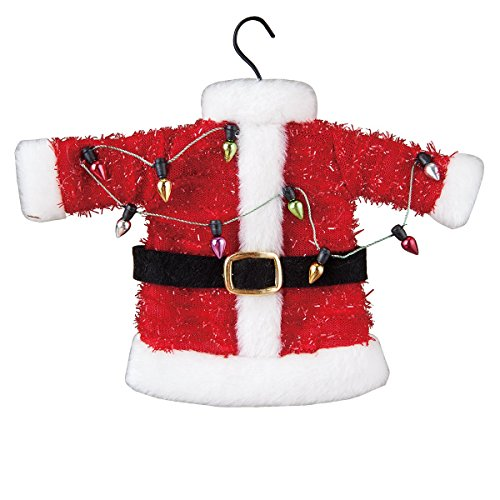 Ugly Santa Sweater Ornament
