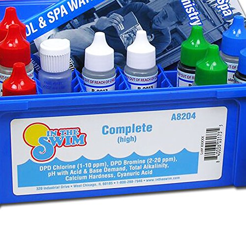 taylor Deluxe DPD Pool and Spa Water Test Kit - K-2005 ()