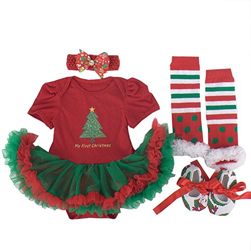 BabyP (Toddler Christmas Tree Costumes)