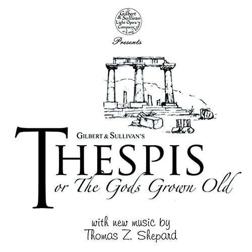 Thespis or the Gods Grown Old