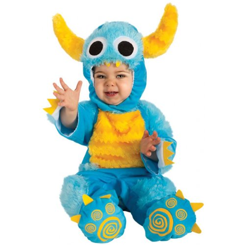 Mr Monster Baby Costumes (Mr. Monster Costume - Infant)