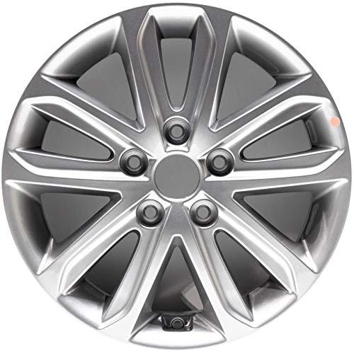 New OEM Hyundai Elantra 16 Inch Silver Alloy Wheel