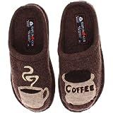 Haflinger Women's AR Coffee Slipper