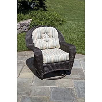 Fantastic Amazon Com Alfresco Home 43 7201 Cush Amelia Cushion Set Unemploymentrelief Wooden Chair Designs For Living Room Unemploymentrelieforg