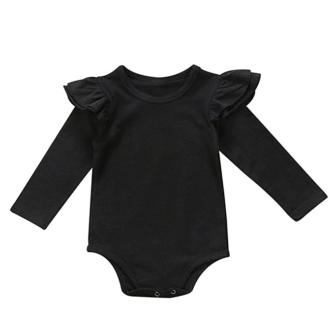 bd7481bba51c Chinatera Baby Boy s Clothes Cotton Lotus Long Sleeves Romper ...