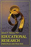 Educational Research, James P. Takona, 0595214290