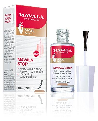 Mavala Suiza Mavala Deje de morderse las uñas 0.3 onzas (10 ml)