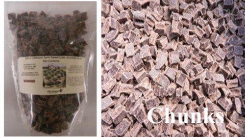Barry Callebaut 70102 Semi sweet dark chocolate chunks 2 (Semi Sweet Chocolate Chunks)
