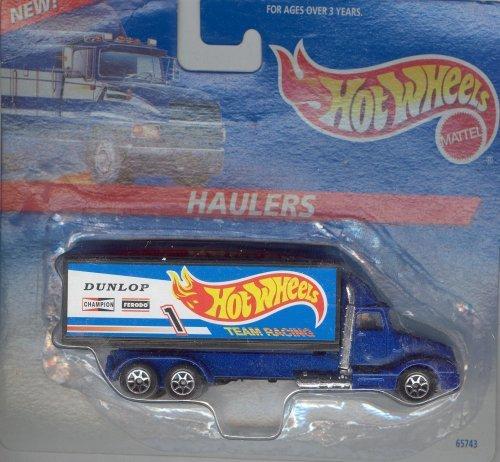 (Hot Wheels Haulers-Extreme Truck)
