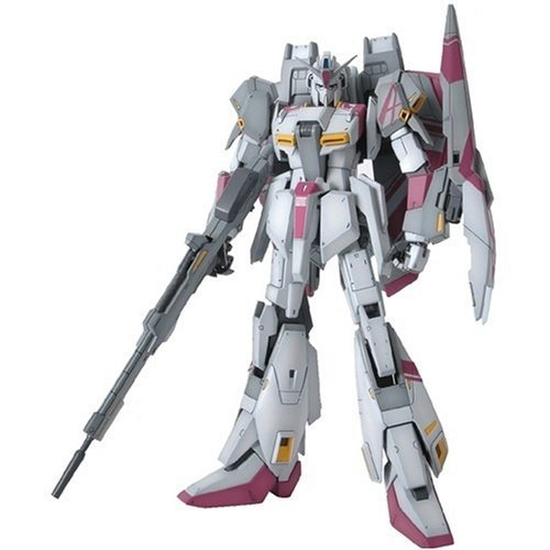 MG 1100 MSZ0063 Zeta Gundam Unit 3 Weiß Unicorn color ver Mobile Suit Z Gundam