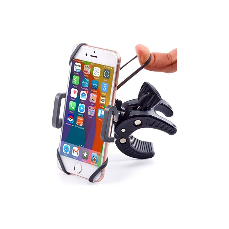 Bike & Motorcycle Phone Mount - For iPho