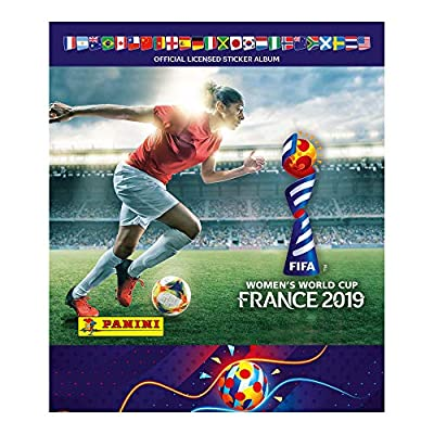 Panini- 1 Album + 2 Pouches FIFA Women's World Cup France 2020, 2507-014: Toys & Games