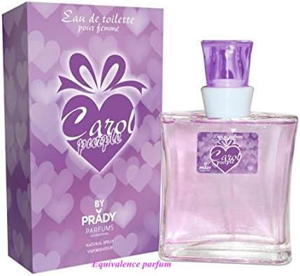 Carol Purple-Perfume para mujer 100 ml: Amazon.es: Belleza