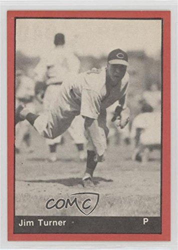 Jim Turner (Baseball Card) 1977 TCMA 1939-40 Cincinnati Reds - [Base] #6