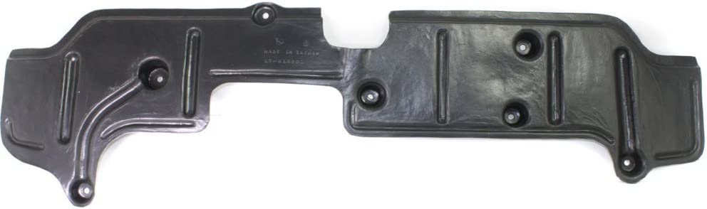 Engine Splash Shield Plastic Engine Under Cover Rear compatible with Kia Kia Amanti