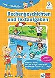 Klett Die Mathe-Helden Rechengeschichten und Textaufgaben in der Grundschule 2. Klasse