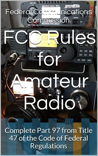 Fcc part 97 amateur
