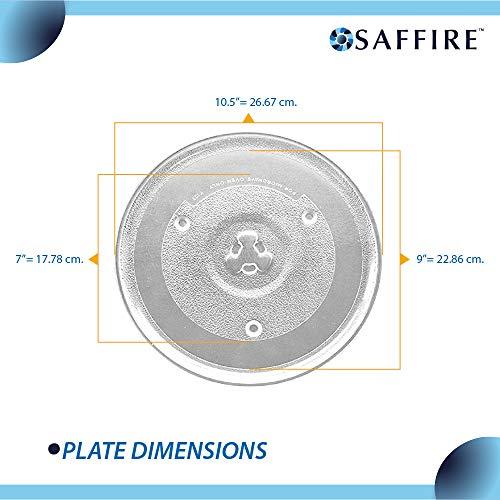 Amazon.com: Saffire 10 1/2