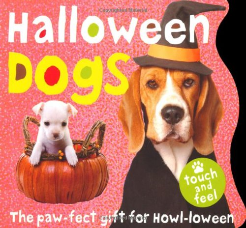 Halloween Dogs Board Book