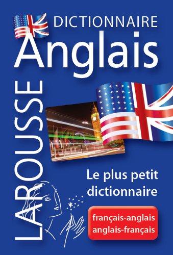 Larousse Micro Anglais: Le plus petit dictionnaire d