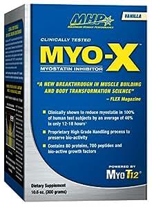 MHP MYO-X Myostatin Inhibitor, Vanilla, 300 Gram