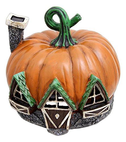 Fiddlehead Fairy Village Pumpkin House product image