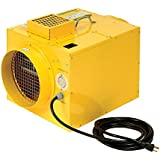 Ramfan Blower-Exhauster- Heater Kit With 25 Feet Flexible Ducting