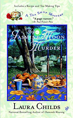 The Jasmine Moon Murder (A Tea Shop Mystery) ()